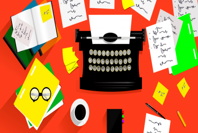 write and type for you!