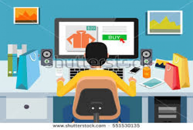 e.commerce web sites