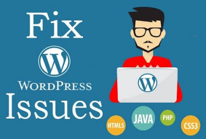 Fix wordpress issue