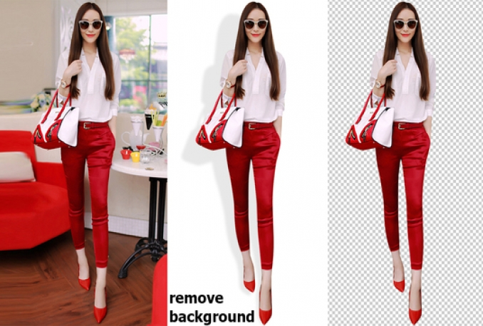 Do 25 Photo Background remove