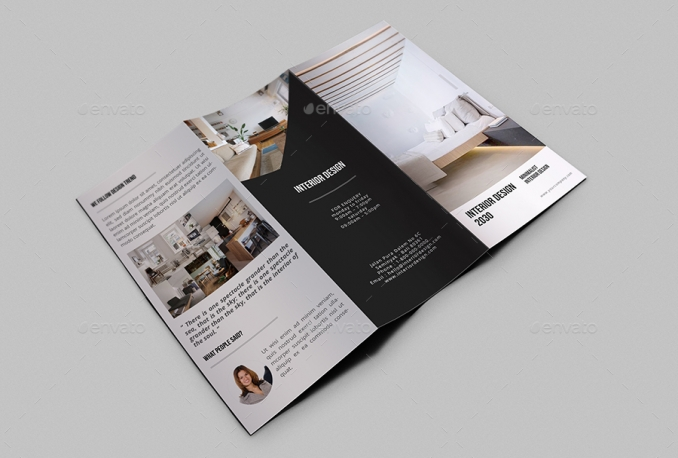 I Will Design A Professional Logo Brochure, Flyer Or Leaflet