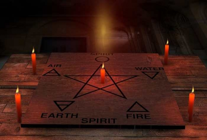 Remove Black Magic, Curse, Hex Spell With Spiritual Powers