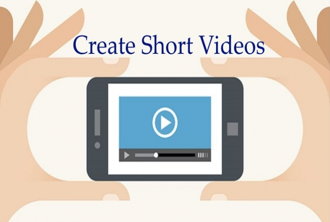 Create short Video Ads