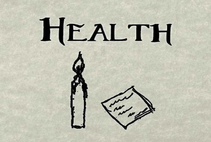 Cast A Health Healing Spells