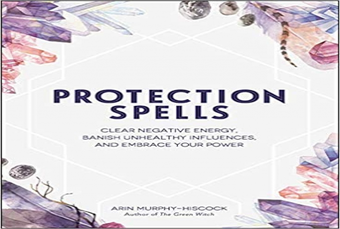 do a spell for Protection.