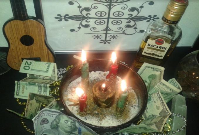 Cast a Money Spells