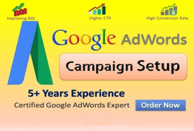 do google adwords account setup plus management optimization