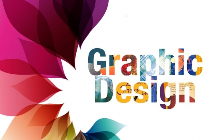 do anything graphic design related, photoshop images, redesign vector artwork