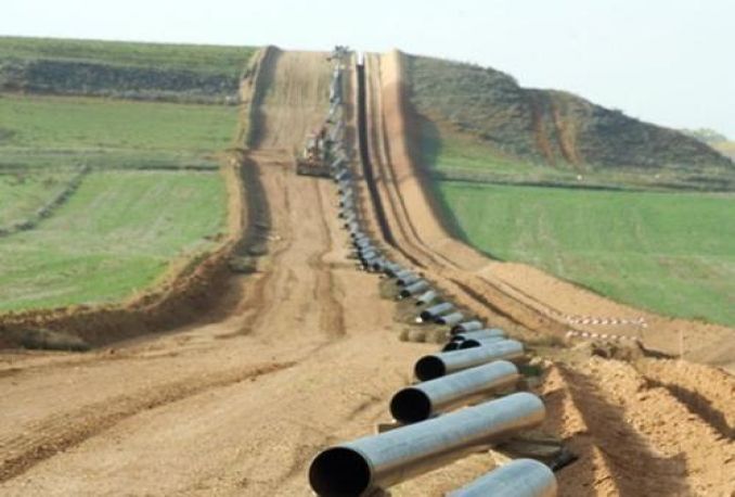 CRUDE OIL PIPELINE CONSTRUCTION PROJECT