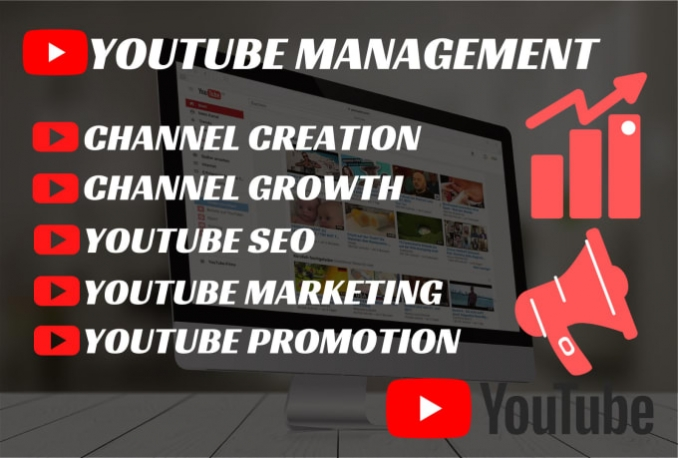 manage YouTube channel, create YouTube channel to grow fast