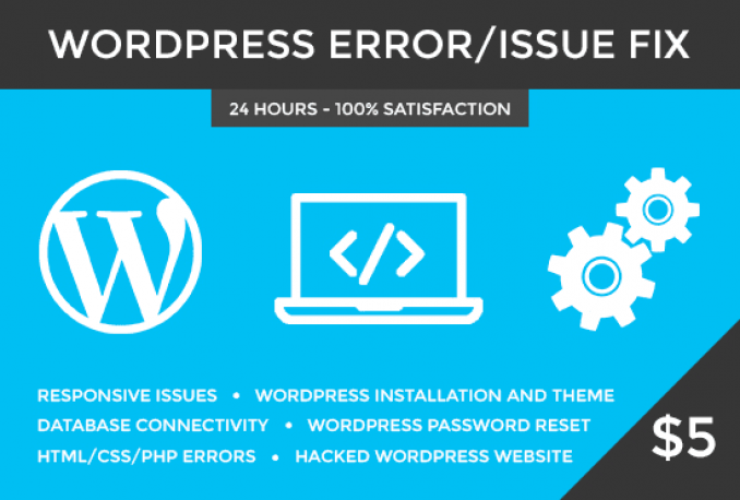 Fix Wordpress Theme And Divi Theme Errors, Responsive Issues