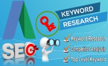 Do keyword research For SEO
