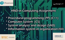 Undertake HND in computing Assignment