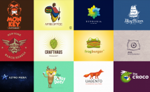 DO any 2 LOGO DESIGNS IN JUST 24 HRS