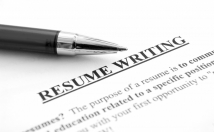 provide professional resume writing service