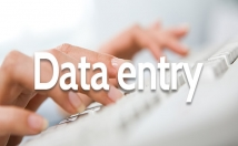 do simple excel data entry home