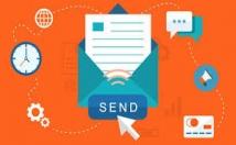 write and send professional e mails