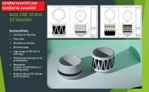 I WillAutoCad 2d Floor Plan And 3d Model Design