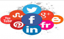 do social media marketing to more than 50 Million people.