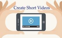 Create short Video Ads