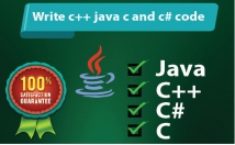 Solve Programming Problems In C , Cpp Or Java