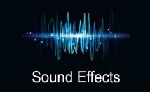 give proper sound effects your video